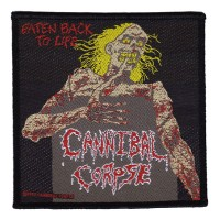 Cannibal Corpse - Eaten Back To Life (Patch)