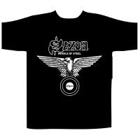 Saxon - Wheels Of Steel (T-Shirt)