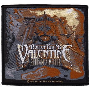 Bullet For My Valentine - Scream Aim Fire (Patch)