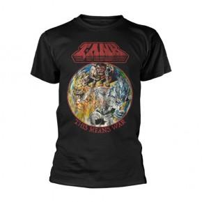 Tank - This Means War (T-Shirt)