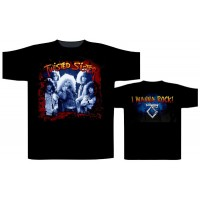 Twisted Sister - I Wanna Rock (T-Shirt)