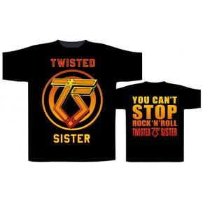 Twisted Sister - You Can't Stop Rock N Roll (T-Shirt)