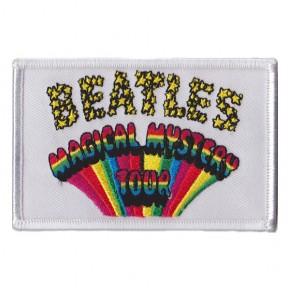 Beatles - Magical Mystery Tour Embroidered (Patch)