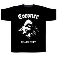 Coroner - Death Cult (T-Shirt)
