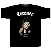 Coroner - No More Colour (T-Shirt)