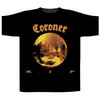 Coroner - R.I.P. (T-Shirt)