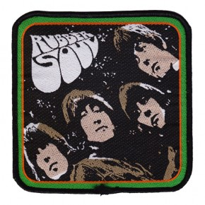 Beatles - Rubber Soul (Patch)