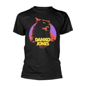 Danko Jones - Wild Cat (T-Shirt)