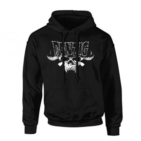 Danzig - Classic Logo (Hooded Sweatshirt)