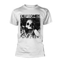 Deftones - Skull White (T-Shirt)