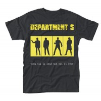 Department S - Said And Done (T-Shirt)