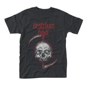 Destroyer 666 - Skull (T-Shirt)