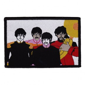 Beatles - Yellow Submarine Band (Patch)