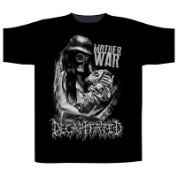 Decapitated - Mother War (T-Shirt)