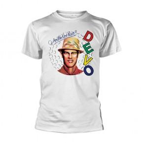 Devo - Are We Not Men? White (T-Shirt)