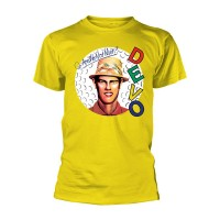 Devo - Are We Not Men? Yellow (T-Shirt)