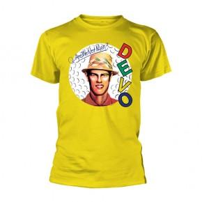 Devo - Are We Not Men? Yellow (T-Shirt)
