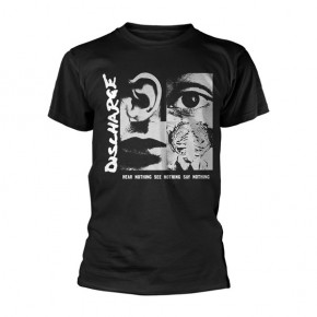 Discharge - Hear Nothing (T-Shirt)