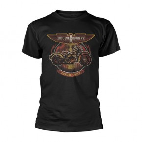 The Doobie Brothers - Motorcycle Tour '87 (T-Shirt)