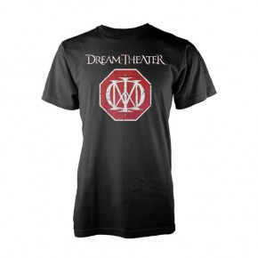Dream Theater - Red Logo (T-Shirt)