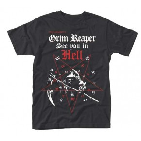 Grim Reaper - See You In Hell (T-Shirt)