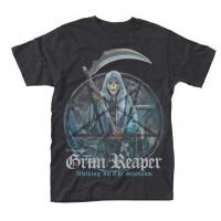 Grim Reaper - Walking In The Shadows (T-Shirt)