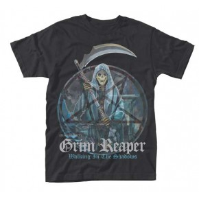 Grim Reaper - Walking In The Shadows (T-Shirt)