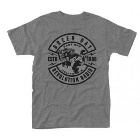 Green Day - Cat Crest (T-Shirt)