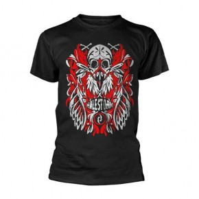 Halestorm - Feather Skull (T-Shirt)