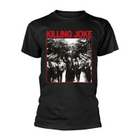 Killing Joke - Pope Black (T-Shirt)