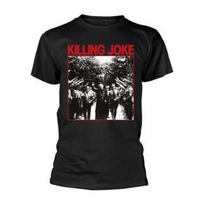 Killing Joke - Pope Black (T-Shirt)