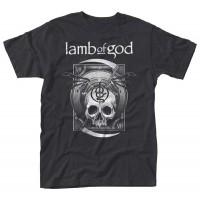 Lamb Of God - Sickle Skull (T-Shirt)