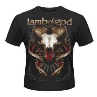 Lamb Of God - Tech Steer (T-Shirt)