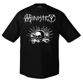 Ministry - Skull (T-Shirt)