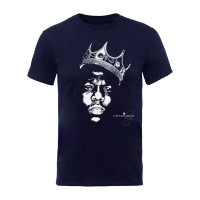 The Notorious B.I.G. - Biggie Crown Face (T-Shirt)
