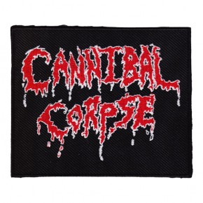 Cannibal Corpse - Embroidered Logo (Patch)