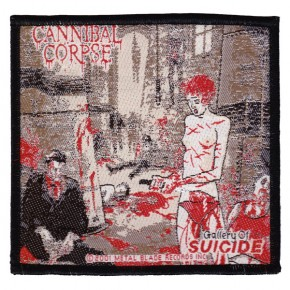 Cannibal Corpse - Gallery Of Suicide (Patch)