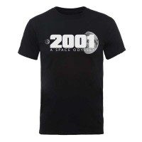 2001: A Space Odyssey - Logo (T-Shirt)