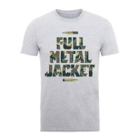 Full Metal Jacket - Camo Bullets (T-Shirt)
