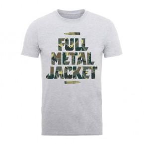 Full Metal Jacket - Camo Bullets (T-Shirt)