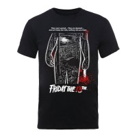 Friday The 13th - Bloody Poster (T-Shirt)