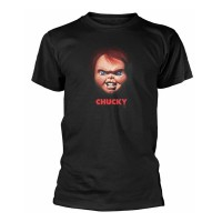 Child's Play - Chucky Face (T-Shirt)