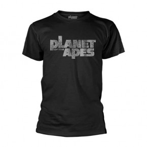 Planet Of The Apes - Distressed Logo (T-Shirt)