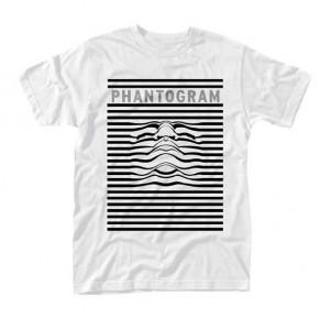 Phantogram - Striped Face (T-Shirt)