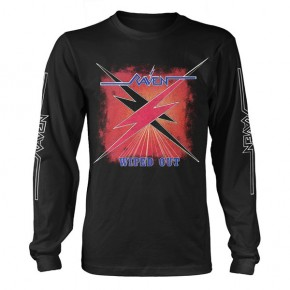 Raven - Wiped Out (Long Sleeved T-Shirt)