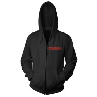 Scorpions - Blackout (Zipped Hooded Sweatshirt)