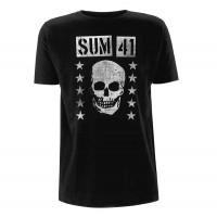 Sum 41 - Grinning Skull (T-Shirt)