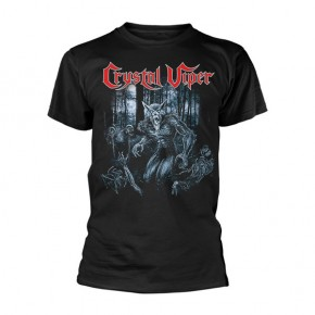 Crystal Viper - Wolf & The Witch (T-Shirt)