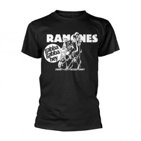 Ramones - Gabba Gabba Hey Cartoon (T-Shirt)