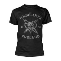 The Wildhearts - England 1989 (T-Shirt)